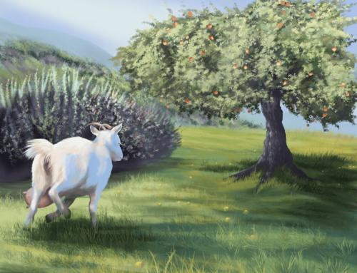 Die Ziege Grete